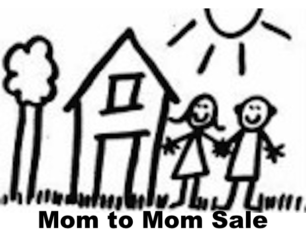 Mom to mom sale hosted by jacks and jills